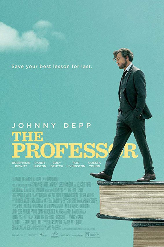 The Professor [2018 USA Movie] Comedy, Drama