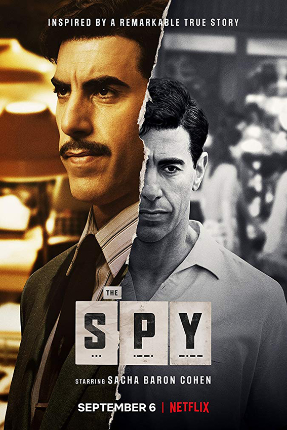 The Spy SEASON 1 Complete [2019 USA Series] 6 episodes END (1) True Story, Drama, History
