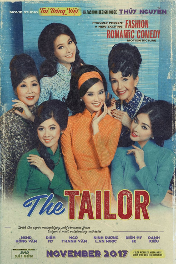 The Tailor [2017 Vietnam Movie] Comedy, Drama