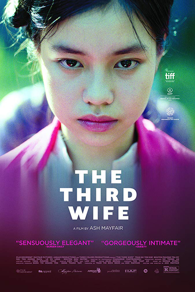 The Third Wife [2019 Vietnam Movie] Drama