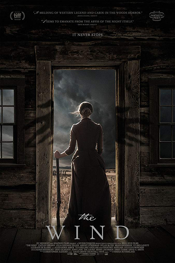 The Wind [2019 USA Movie] Horror