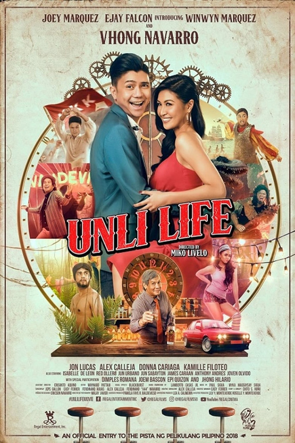 Unli Life [2018 Phillipines Movie] Comedy