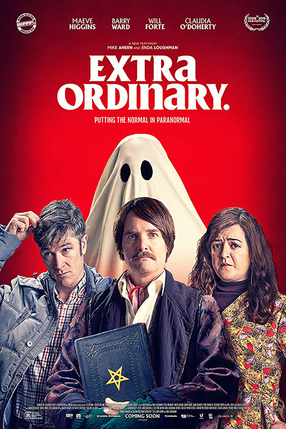 Extra Ordinary [2019 Ireland, Belgium Movie] English, Comedy, Fantasy