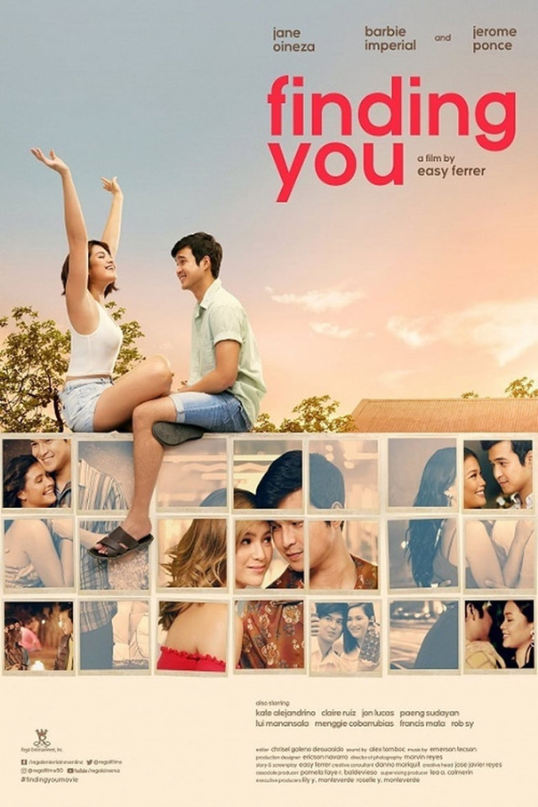 Finding You [2019 Philippines Movie] Drama