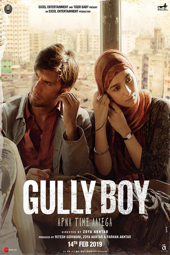 Gully Boy [2019 India Movie] Hindi, Drama, Musical