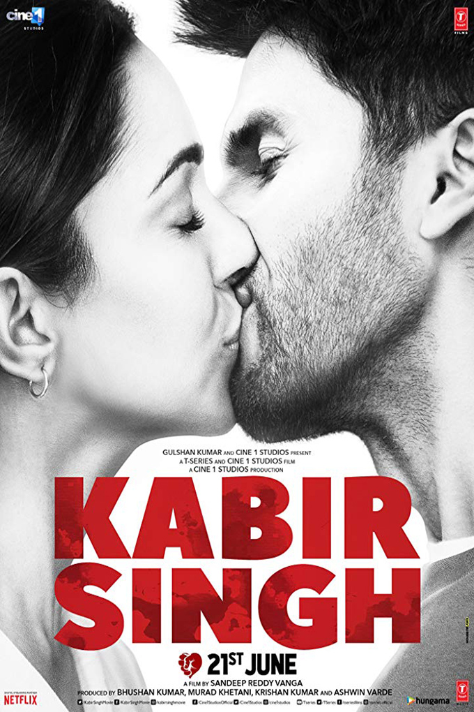 Kabir Singh [2019 India Movie] Hindi, Drama, Romance