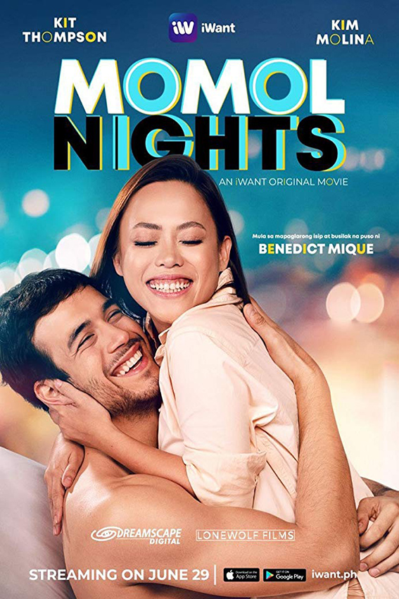 MOMOL Nights [2019 Philippines Movie] Comedy, Romance