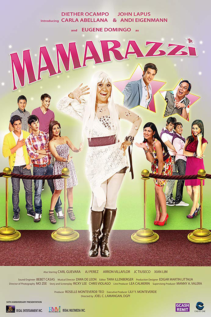 Mamarazzi [2010 Philippines Movie] Comedy
