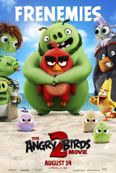 The Angry Birds Movie 2 [2019 USA Movie] Animation, Family