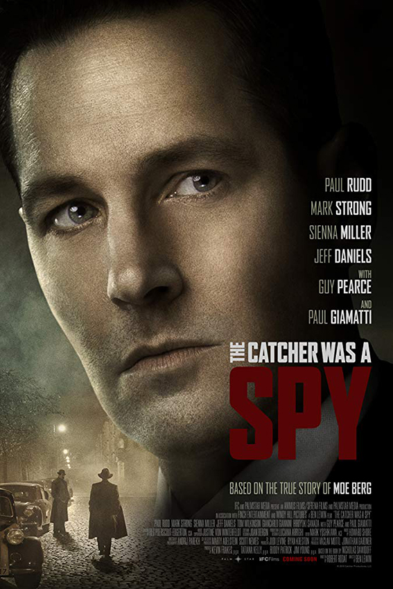 The Catcher Was a Spy [2019 USA Movie] Biography, War, True Story