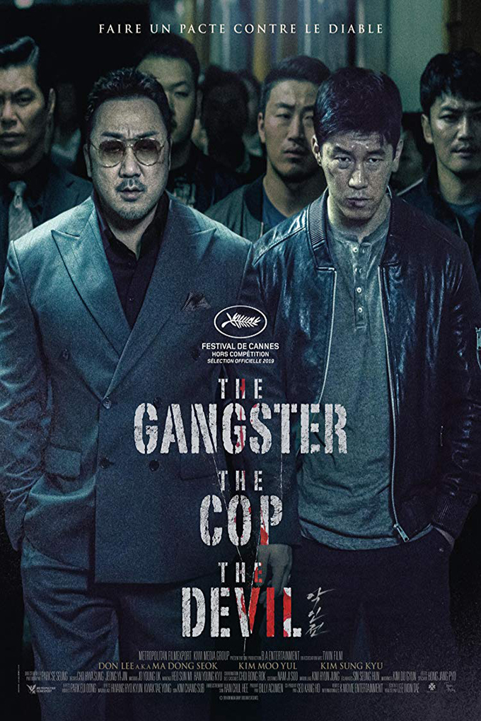 The Gangster, the Cop, the Devil [2019 South Korea Movie] Action, Crime, Drama