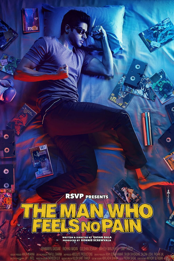 The Man Who Feels No Pain [2019 India Movie] Hindi, Action, Comedy