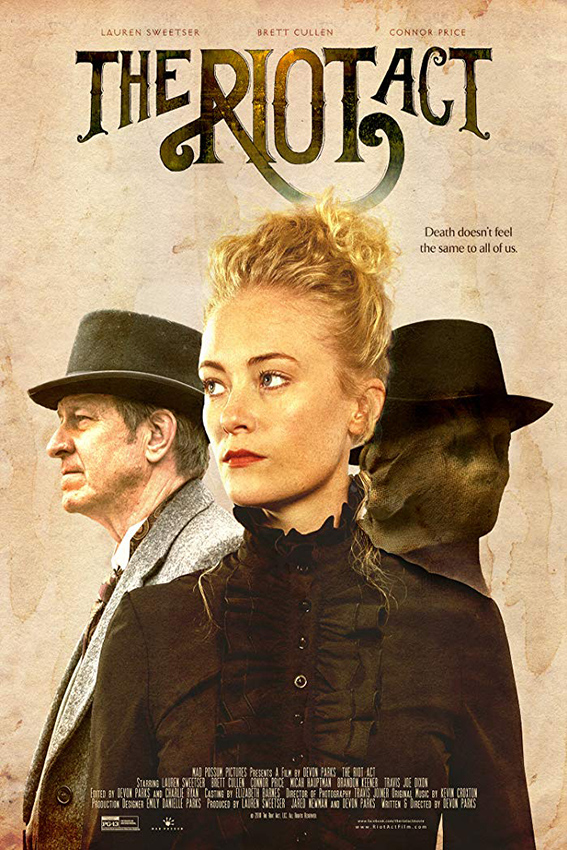 The Riot Act [2019 USA Movie] Thriller
