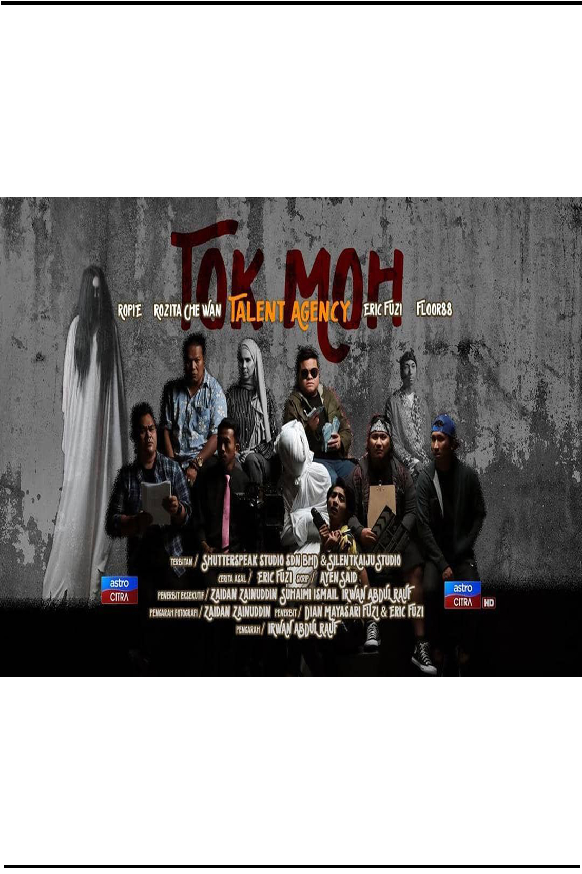 Tok Moh Talent Agency [2019 Malaysia Telemovie] Drama, Comedy