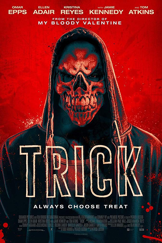 Trick [2019 USA Movie] Horror