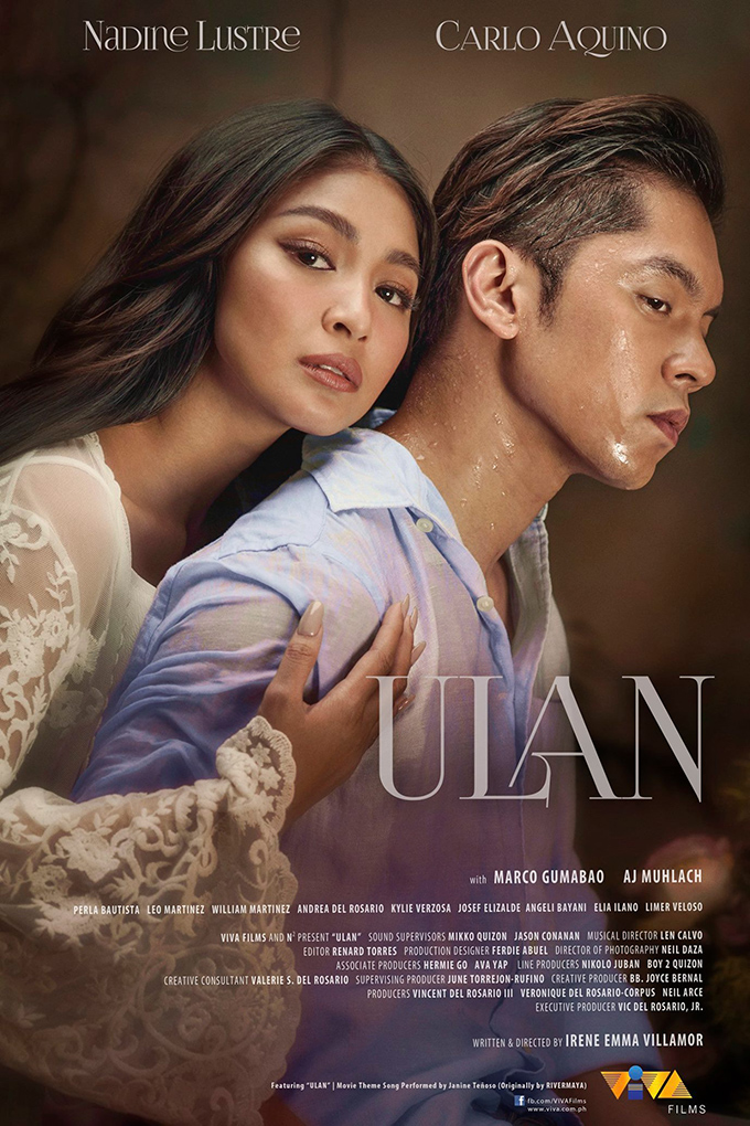 Ulan [2019 Philippines Movie] Drama, Fantasy, Mystery