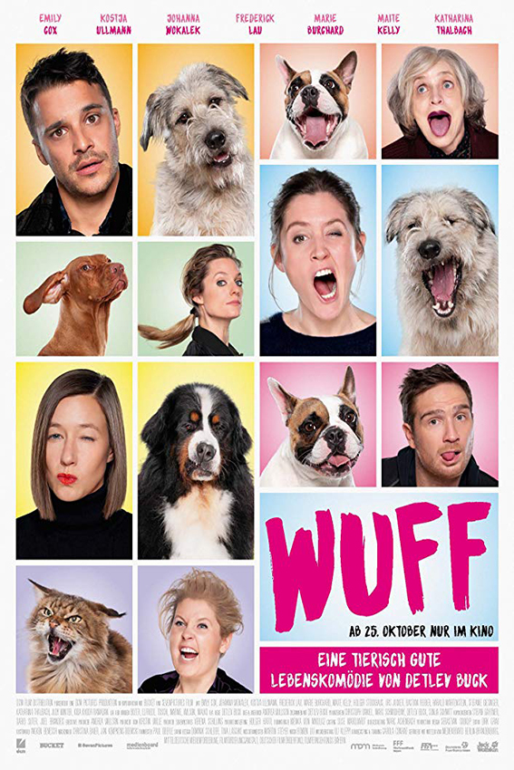 Wuff [2019 USA, Germany Movie] Comedy, Drama, Romance
