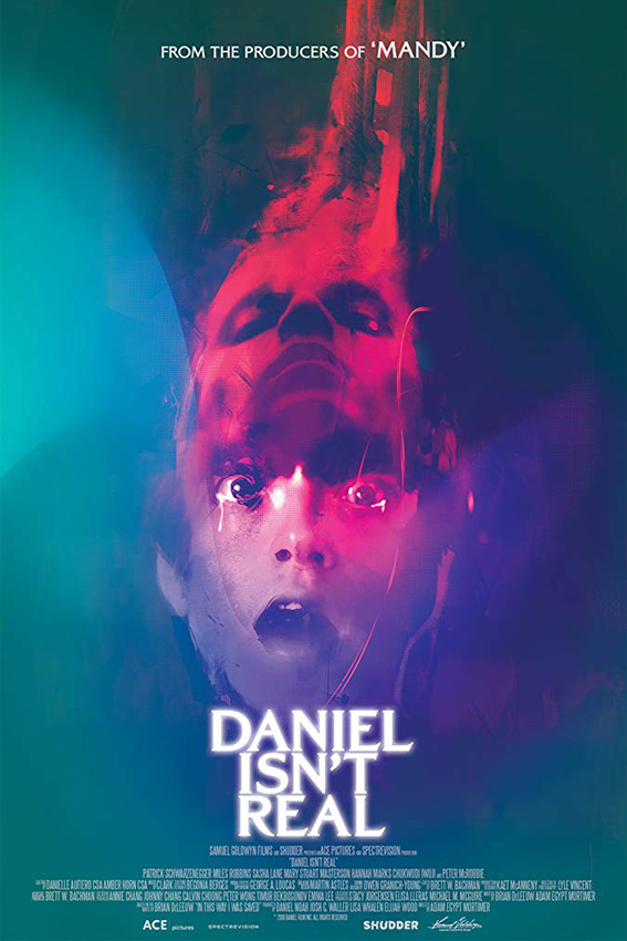 Daniel Isn't Real [2019 USA Movie] Thriller