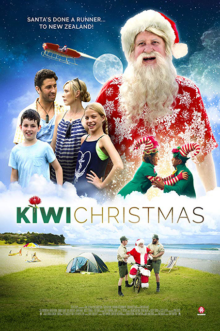 Kiwi Christmas [2017 New Zealand Movie] Drama, Family