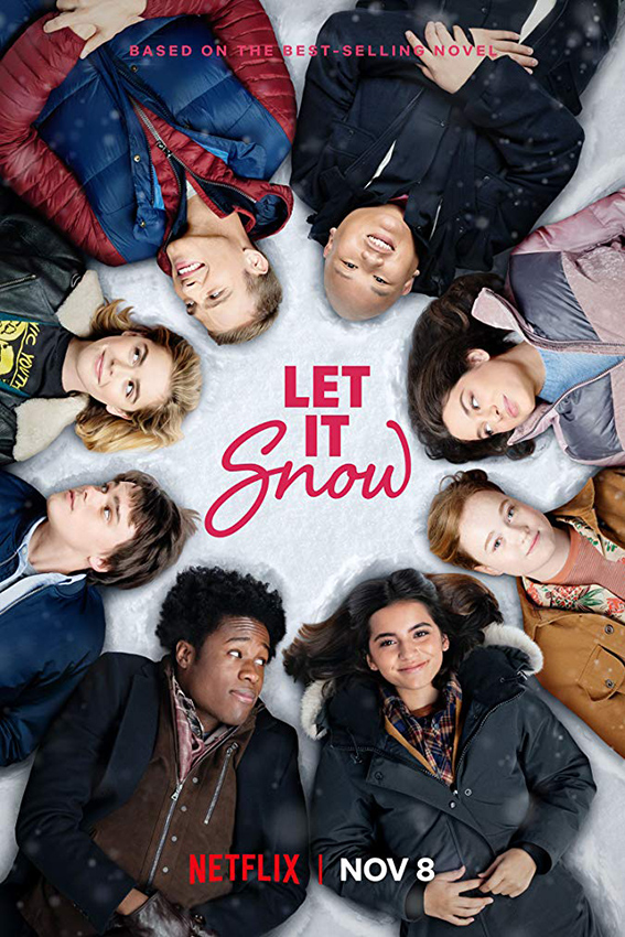 Let It Snow [2019 USA Movie] Comedy, Romance