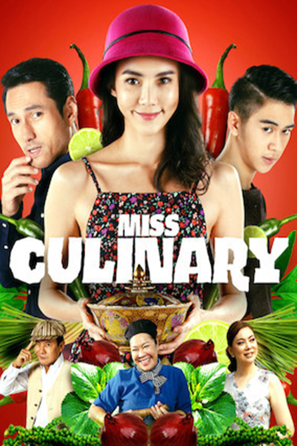 Miss Culinary [2019 Thailand Series] 13 episodes END (2) Drama