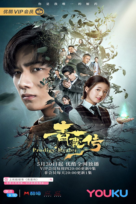 Prodigy Healer [2019 China Series] 36 episodes END (4) Fantasy, Romance