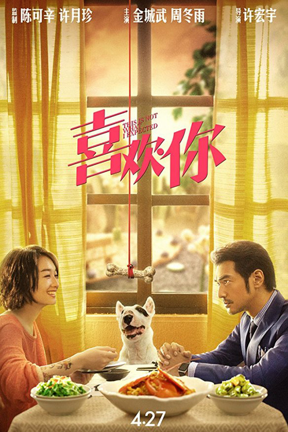 This Is Not What I Expected [2017 China Movie] Comedy, Romance