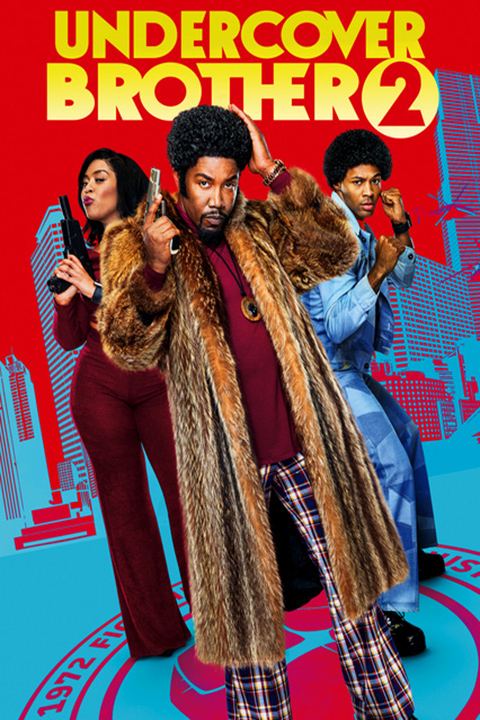 Undercover Brother 2 [2019 USA Movie] Comedy