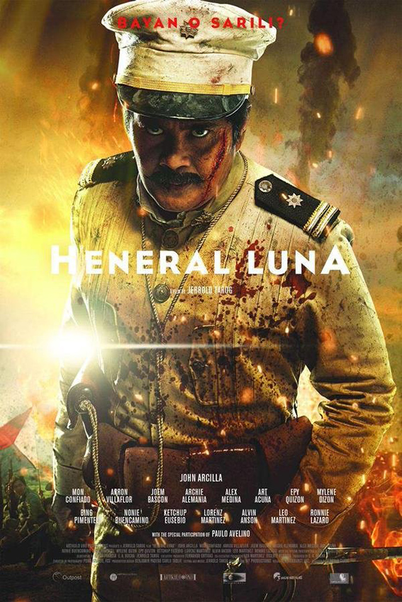 Heneral Luna [2015 Philippines Movie] Action, History, Biography