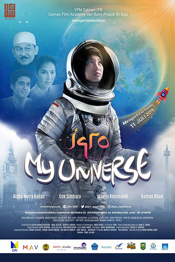Iqro 2: My Universe [2019 Indonesia Movie] Drama, Family
