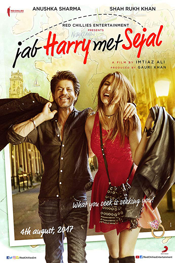 Jab Harry Met Sejal  [2017 India Movie] Comedy, Romance