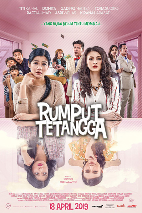 Rumput Tetangga [2019 Indonesia Movie] Comedy, Drama