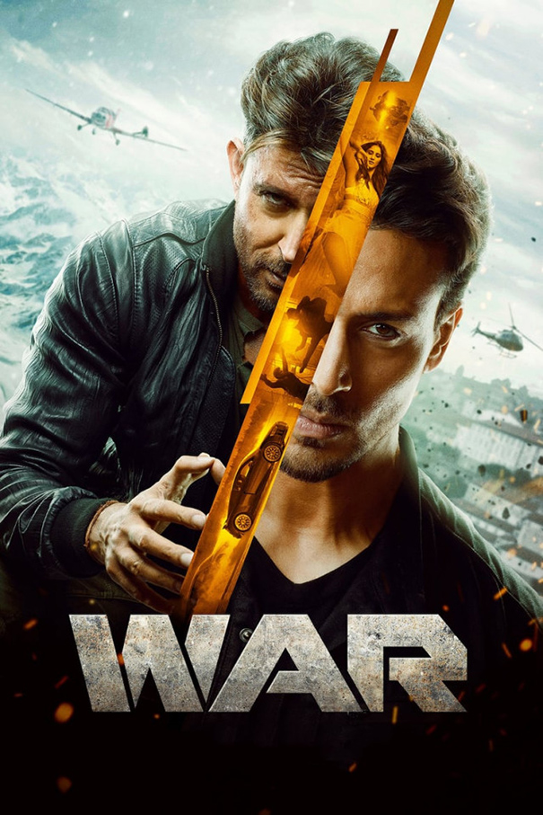 War [2019 India Movie] Thriller, Action