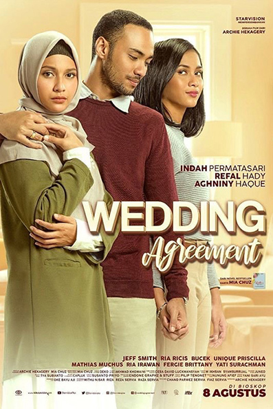 Wedding Agreement [2019 Indonesia Movie] Drama, Romance