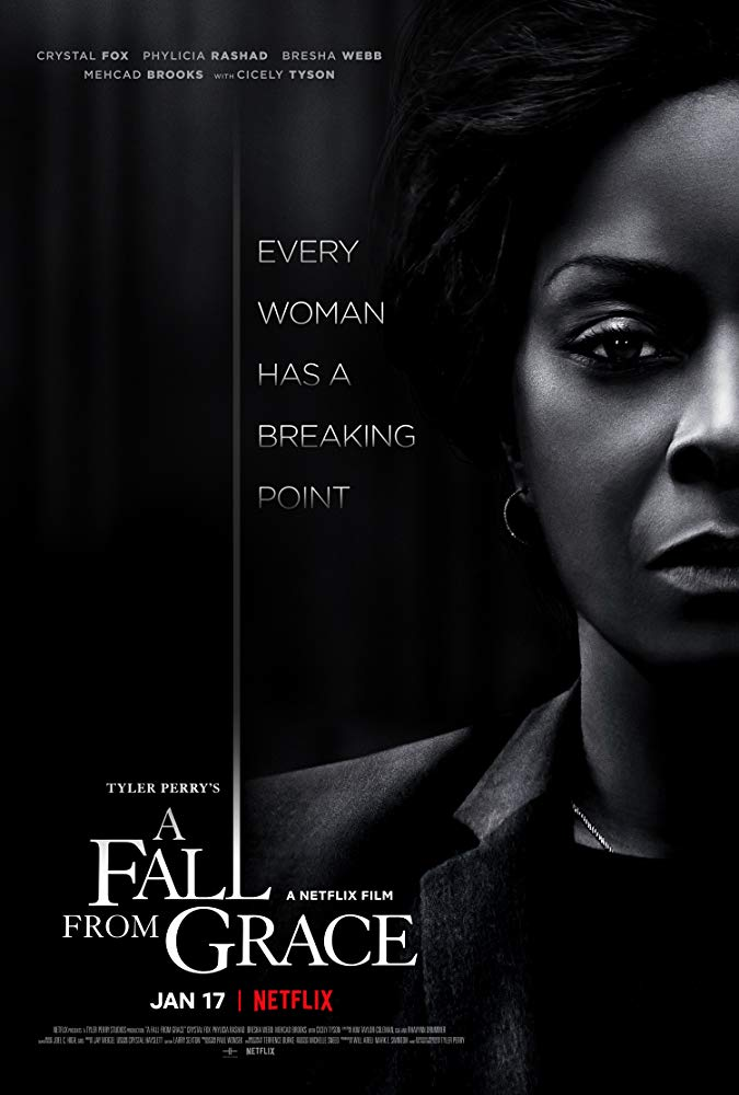 A Fall From Grace [2020 English Movie] Drama, Thriller