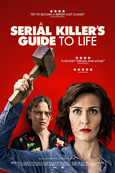 A Serial Killer's Guide to Life [2019 English Movie] Comedy, Crime, Thriller