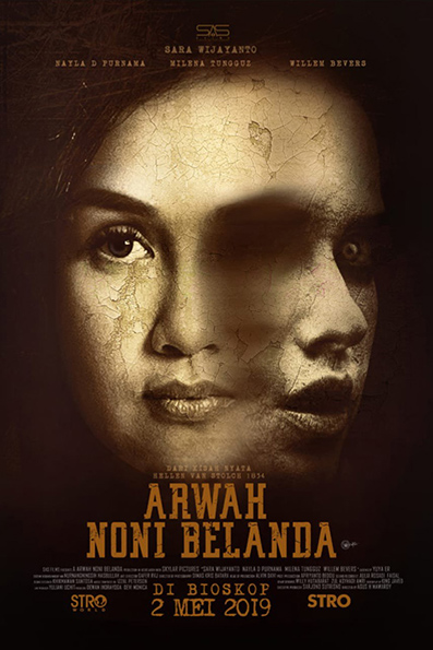 Arwah Noni Belanda [2019 Indonesia Movie] Horror