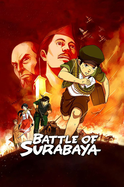Battle of Surabaya [2015 Indonesia Movie] Action, Adventure, Animation, Drama, War