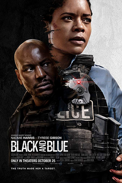 Black and Blue [2019 USA Movie] Action, Crime, Drama, Thriller, English
