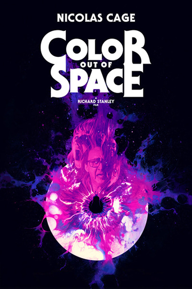 Color out of Space [2019 English Movie] Horror, Sci Fi