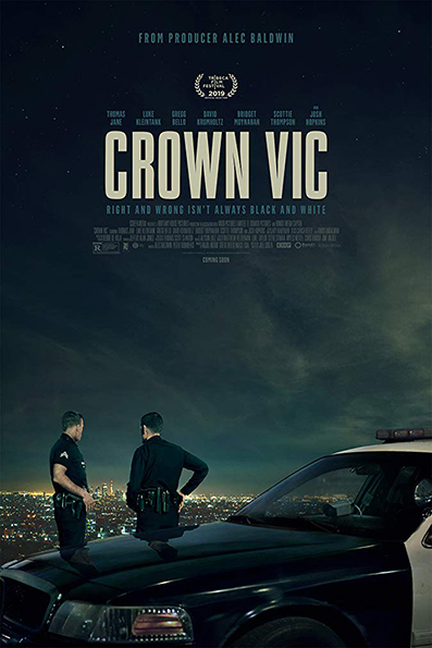 Crown Vic [2019 English Movie] Crime, Thriller, Action