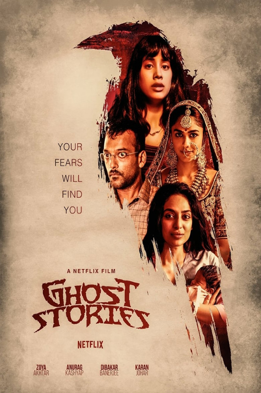 Ghost Stories [2019 India Movie] Hindi, Horror