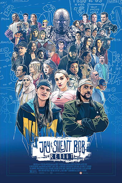 Jay and Silent Bob Reboot [2019 English Movie] Comedy