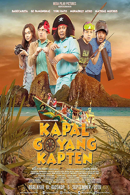Kapal Goyang Kapten [2019 Indonesia Movie] Comedy, Drama