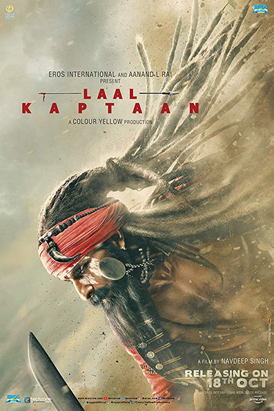 Laal Kaptaan [2019 India Movie] Action, Drama