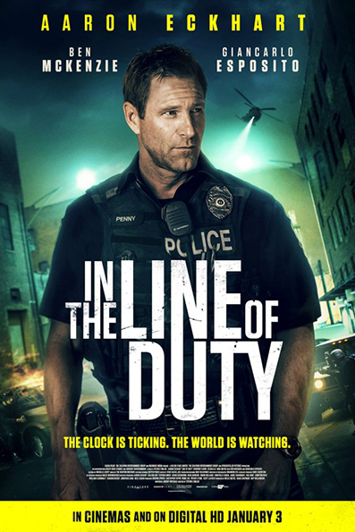 Line of Duty [2019 English Movie] Action, Thriller