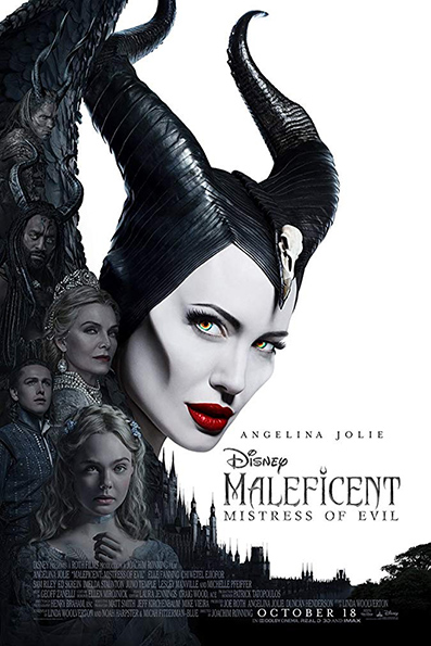 Maleficent The Mistress of Evil [2019 English Movie] Adventure, Family, Fantasy