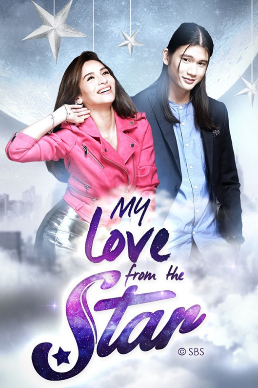 My Love From The Star [2017 Philippines Series] 31 episodes END (4) Comedy, Romance