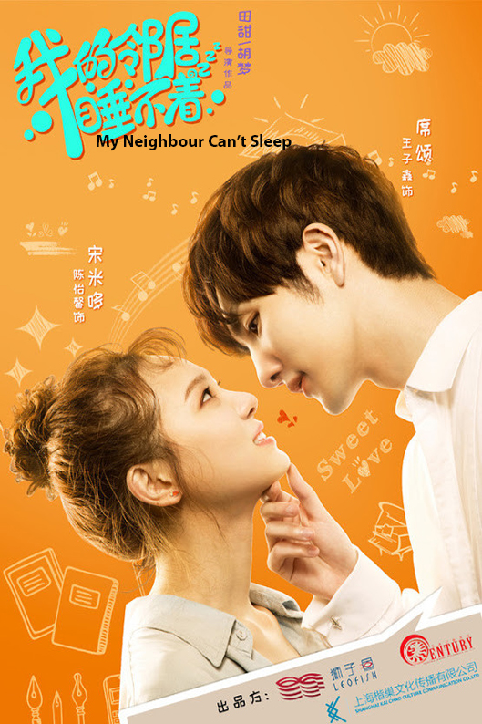 My Neighbour Can't Sleep [2019 China Series] 24 episodes END (4) Drama, Romance