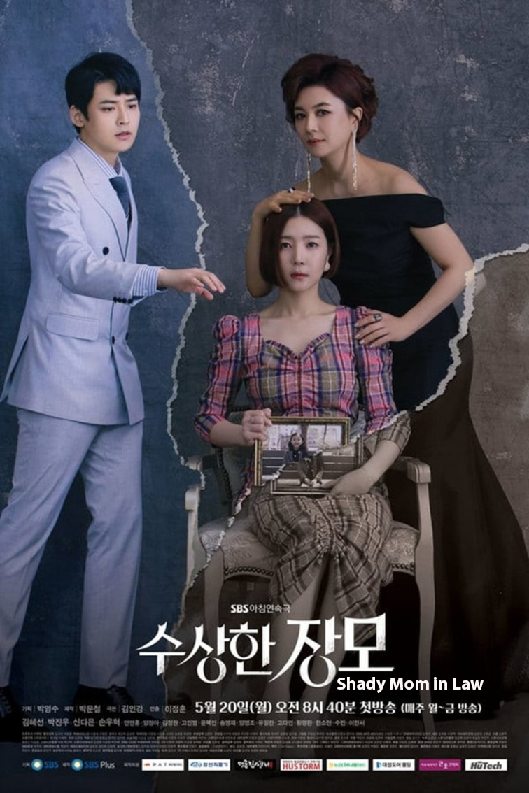 Shady Mom in Law [2019 Korea Series] 123 episodes END (10) Drama, Romance, Family